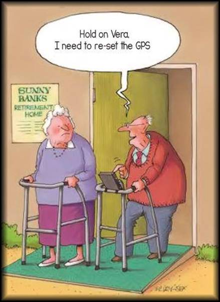 Growing Old | Life - it is - humour, thought provoking ...